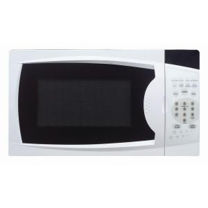 MAGIC CHEF Countertop Microwave Oven 0 7 cu ft White - Kathlyn T ...
