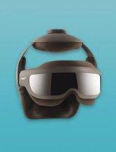 HEALTH THROUGH MASSAGE Luxury uCrown Pro Portable Head and Eye Massager Equipment OSIM