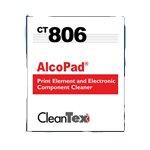 Cleantex 91% Alcohol Wipes, 250/Box