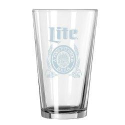 miller-lite-vintage-style-pint-glass-set-set-of-4-by-millercoors-llc