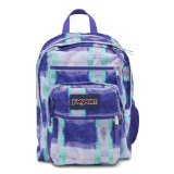 JanSport Big Student Backpack, Multi Hazy Day Plaid