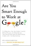 img - for Are You Smart Enough to Work at Google? by Poundstone, William [Hardcover] book / textbook / text book