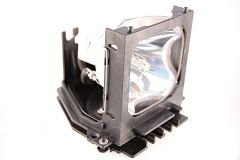 Replacement Lamp Module for Hitachi CP-X880 CP-X885 Projectors (Includes Lamp and Housing)