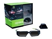 NVIDIA GeForce 3D Vision Kit - 3D glasses