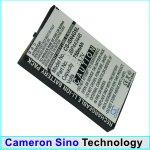 Replacement battery for Mio Moov 300, Mio Moov 301, Mio Moov 310, Mio Moov 330, Mio Moov 330u, Mio Moov 350, Mio Moov 360, Mio Moov 360u, Mio Moov 370