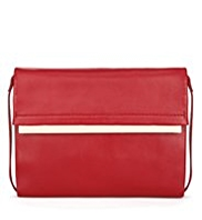 Autograph Leather Clutch Bag