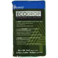 9' X 12' 2MM EcoTM Plastic Drop Cloth