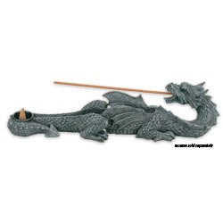 Dragon Incense Holder - Collectible Scent Aroma Burner Sculpture
