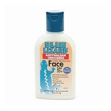 Blue Lizard SPF 30+ Sunscreen - For Face 5 Oz.