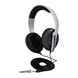Sennheiser HD203 Over-Ear Closed-Back DJ Headphones - Silver