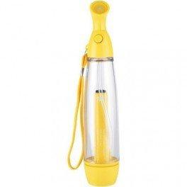 Brumisateur d'eau rechargeable 4 couleurs disponibles (Jaune