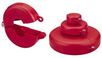 Ideal Industries, Inc. 44-825 Gate Valve Lockout For 2-1/2 Inch - 5 Inch Valve