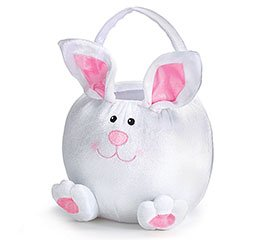 Easter Bunny Egg Basket