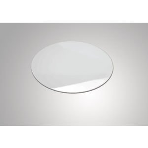 """Amazon.com: Clear Round Table Tops Acrylic 12"""" Pack of 6 ..."""