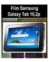 Film Protection Ecran Samsung galaxy tab 2 [Appareils électroniques]
