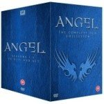 Angel – Complete Collection (30 Discs) (DVD)