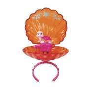 Barbie in a Mermaid Tale Seashell Surprise - Orange Turtle - 1