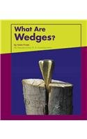 What Are Wedges? (Looking at Simple Machines)