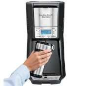 Top Quality Hamilton Beach 48464 Brewstation Summit 12 Cup Coffeemaker By HAMILTON BEACH