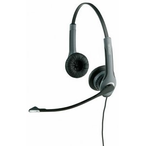 Gn Jabra Gn 2010 Sound Tube Headset. Gn2010 Mono St Corded Headset Mono Omni St Mic Call Center Grade Headst. Stereo - Over-The-Head
