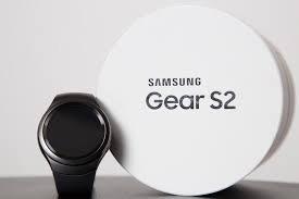 Samsung Gear S2 in Dark Grey Color