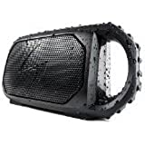 ECOXGEAR Eco Stone Portable Outdoor Bluetooth Speaker - Retail Packaging - Black