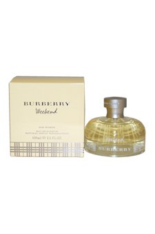 Burberry Weekend EDP Femme-Woman Eau de Parfum 100ml