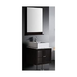 Vigo 24-inch Single Bathroom Vanity with Mirror