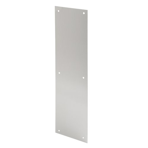 Prime-Line Products J 4720 Door Push Plate, 3.5 by 15-Inch, 630 Stainless Steel