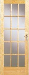SA77 Knotty Pine Door 1981 x 762mm