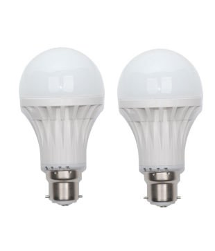 15W High Power LED Bulb (Pack of 2)
