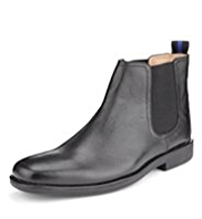 Airflex™ Leather Chelsea Boots