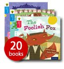 Oxford Reading Tree Traditional Tales Collection - 20 Books (Paperback)
