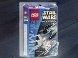 Lego Star Wars #4484 Mini X-Wing Fighter & TIE Advanced