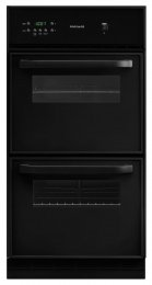 "Frigidaire Fgb24T3Eb 24"" Single Gas Wall Oven With 2.7 Cu. Ft. Oven Capacity, In Black"
