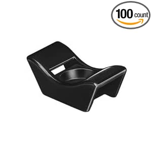 CABLE TIE MOUNT #8 SCREW HOLE *W/R* (package of 100): Home Improvement