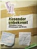 Absender unbekannt (3036952438) by Davy Rothbart