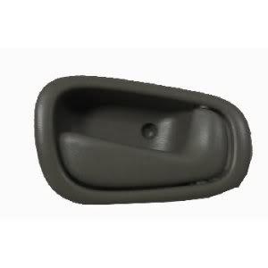 2001 01 toyota corolla door handle inside passenger side front or rear gray