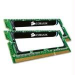 CE - Corsair 8GB (2x 4GB) 1333mhz PC3-10666 204-pin DDR3 SODIMM Laptop Memory Kit CMSO8GX3M2A1333C9
