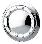 Mr. Lugnut C10D03 Chrome Plastic Center Cap for D03 Wheels (Mr. Lugnut)