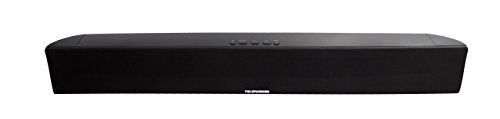 Telefunken SB100 2.1 TV-Soundbar (40 Watt (RMS), AUX-In, Line-In, Wandmontage-Zubehör)