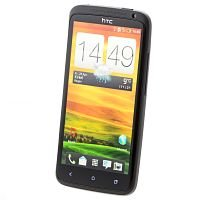 HTC ONE X Smartphone (11,9 cm (4,7 Zoll) LCD-Touchscreen, 8 Megapixel Kamera, Android OS) grau Vodafone