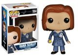 Funko - Figurina X-Files - Dana Scully Pop 10Cm - 0849803042516
