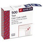 Smead® Jeter® Compatible Year Labels