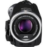JVC GZ-E100 Full HD Everio Camcorder (Black) by JVC