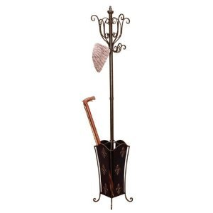 Aspire Home Accents Fleur De Lis Coat Rack