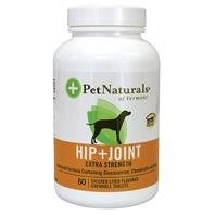Pet Naturals Of Vermont Hip And Joint Extra Strength For Dogs Chicken Liver -- 60 Chewables
