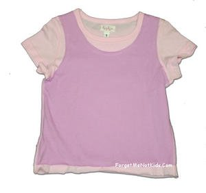 Lulu Girl Tissue Tee - LAVENDER TANK - Buy Lulu Girl Tissue Tee - LAVENDER TANK - Purchase Lulu Girl Tissue Tee - LAVENDER TANK (Baby Lulu, Baby Lulu Apparel, Baby Lulu Toddler Girls Apparel, Apparel, Departments, Kids & Baby, Infants & Toddlers, Girls, Shirts & Body Suits)
