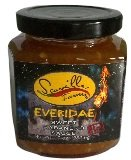Everidae Sweet and Spicy Habanero Pepper Sauce Hot - 10oz by Scoville Farms LLC