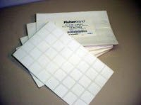 2289190 Labels Microscope Slides 1000 Per Pack Sold As Pack Pt# 11885 By Fisher Scientific Co.